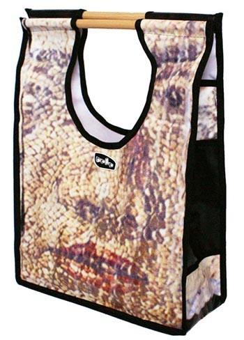 стильная сумочка из баннера