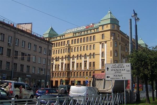 накрышная установка в Санкт-Петербурге