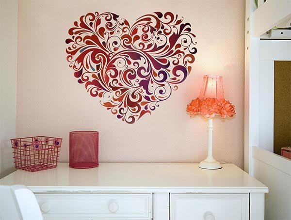 Рисовать своими руками на стену