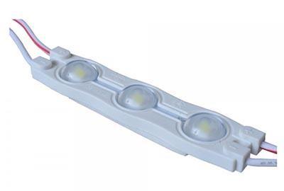 модуль с линзованными светодиодами