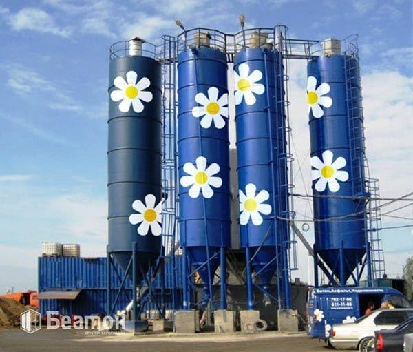 бетонный завод  Беатон