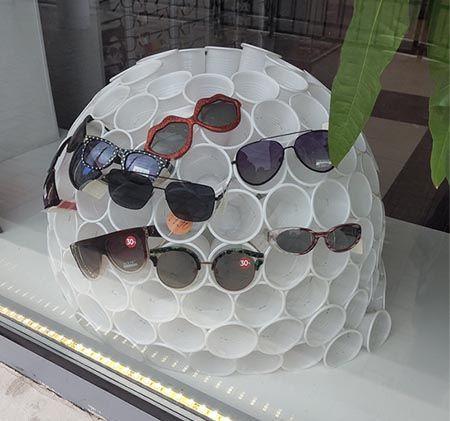декор витрины